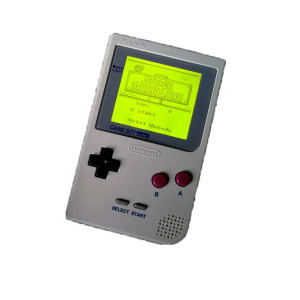 GameBoy Pocket System Classic Edition