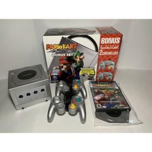 Complete Mario Kart Double Dash Bonus Set in Box