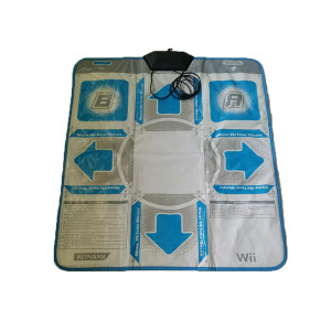 Konami Dance Pad - Wii Accessory