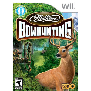 Mathews Bowhunting Video Game for Nintendo Wii