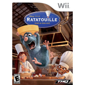 Ratatouille Video Game for Nintendo Wii
