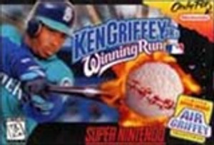 Ken Griffey Jr's Winning Run Not For Resale Demo - SNES Game