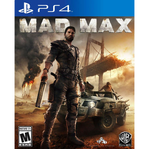Mad Max Video Game for Sony PlayStation 4