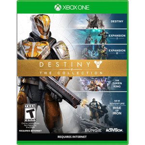 Destiny the Collection Video Game for Microsoft Xbox One