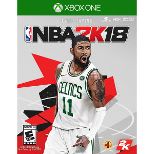 NBA 2K18 Video Game for Microsoft Xbox One