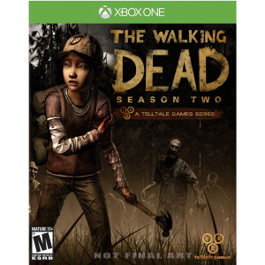Walking Dead Season Two Video Game for Microsoft Xbox One