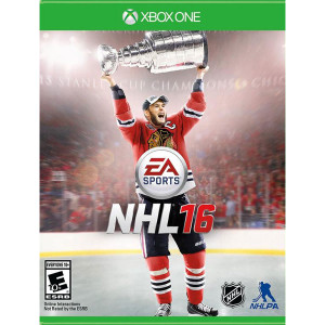 NHL 16 Video Game for Microsoft Xbox One