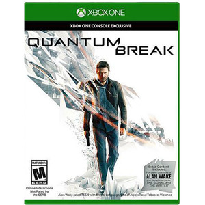 Quantum Break Video Game for Microsoft Xbox One