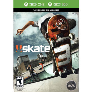 Skate 3 Video Game for Microsoft Xbox One