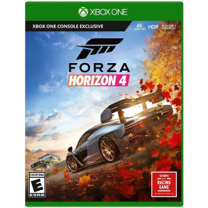 Forza Horizon 4 Video Game for Microsoft Xbox One