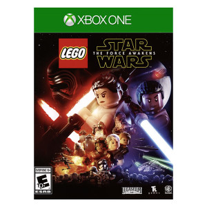 Lego Star Wars The Force Awakens Video Game for Microsoft Xbox One