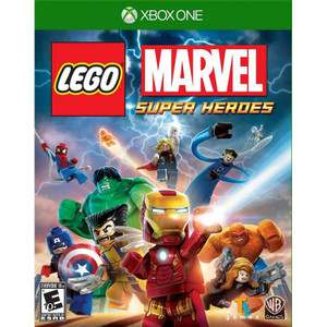 Lego Marvel Super Heroes Video Game for Microsoft Xbox One