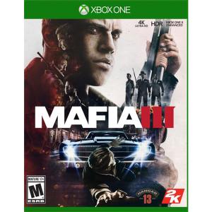 Mafia III Video Game for Microsoft Xbox One