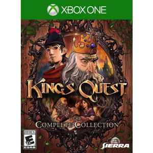 King's Quest the Complete Collection Video Game for Microsoft Xbox One