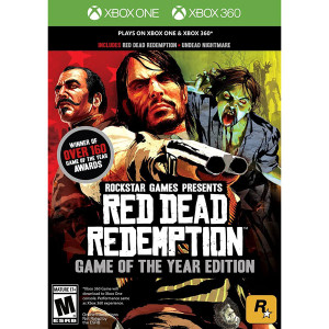 Red Dead Redemption Game of the Year Edition Video Game for Microsoft Xbox One