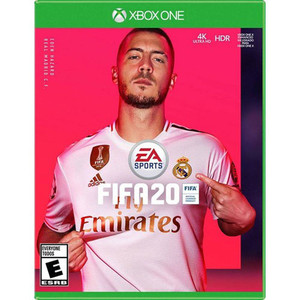 FIFA 20 Video Game for Microsoft Xbox One