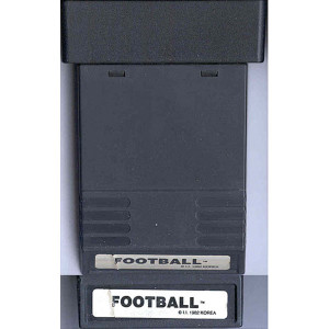 Football (M Network) Video Game for Atari 2600