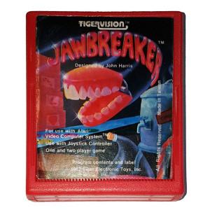 Jawbreaker Video Game for Atari 2600