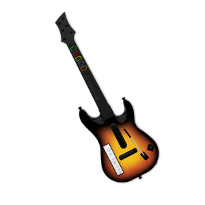 Wireless Guitar Hero Guitar for Wii Gaming System
