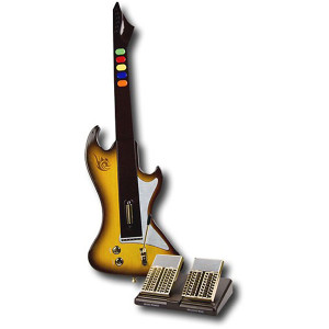Wireless Legacy Guitar for PS2