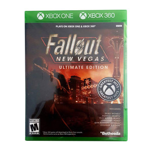 Fallout New Vegas Ultimate Edition VIdeo Game for Microsoft Xbox One