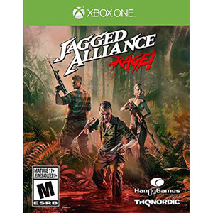 Jagged Alliance Rage! Video Game for Microsoft Xbox One