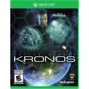 Battle Worlds Kronos Video Game for Microsoft Xbox One