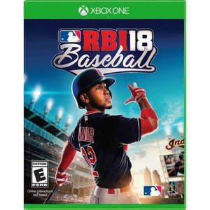 RBI Baseball 2018 Video Game for Microsoft Xbox One