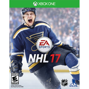 NHL 17 Video Game for Microsoft Xbox One
