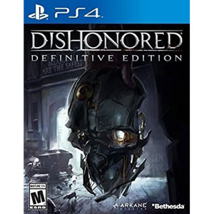 Dishonored Definitive Edition Video Game for Sony PlayStation 4