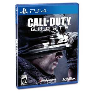 Call of Duty Ghosts Video Game for Sony PlayStation 4