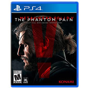 Metal Gear Solid V The Phantom Pain for Sony PlayStation 4