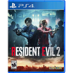 Resident Evil 2 Video Game for Sony PlayStation 4