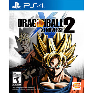 Dragonball Xenoverse 2 Video Game for Sony PlayStation 4