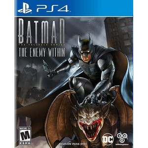 Batman The Enemy Within Video Game for Sony PlayStation 4