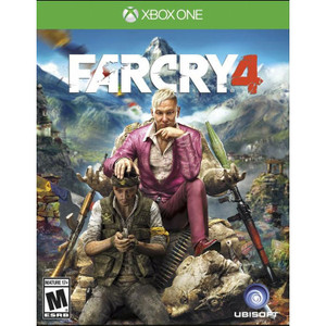 Far Cry 4 Video Game for Microsoft Xbox One