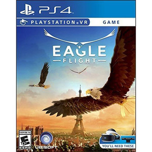 Eagle Flight Video Game for Sony PlayStation 4