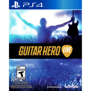 Guitar Hero Live Video Game for Sony PlayStation 4