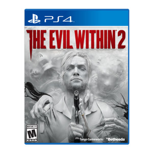 The Evil Within 2 Video Game for Sony PlayStation 4