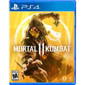 Mortal Kombat 11 Video Game for Sony PlayStation 4