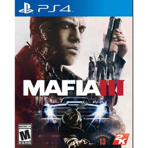 Mafia III Video Game for Sony PlayStation 4