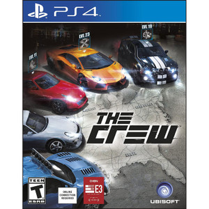 The Crew Video Game for Sony PlayStation 4