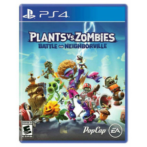 Plants vs. Zombies Battle for Neighborville Video Game for Sony PlayStation 4