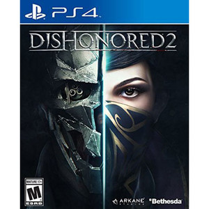 Dishonored 2 Video Game for Sony PlayStation 4