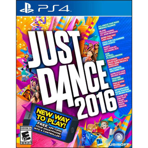 Just Dance 2016 Video Game for Sony PlayStation 4