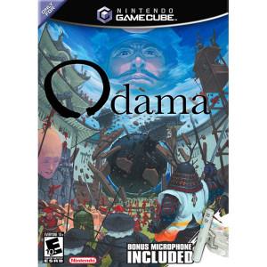 Odama w/ Microphone Bundle - GameCube