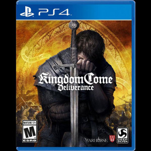 Kingdom Come Deliverance Video Game for Sony PlayStation 4