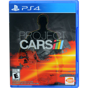 Project Cars Video Game for Sony PlayStation 4