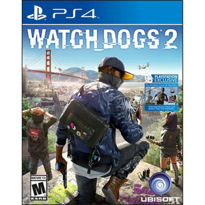 Watch Dogs 2 Video Game for Sony PlayStation 4