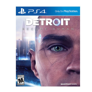 Detroit Become Human Video Game for Sony PlayStation 4